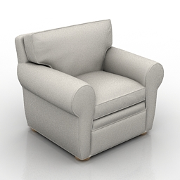 Armchair 3D Models | Free Download 3D Models | Free 3d